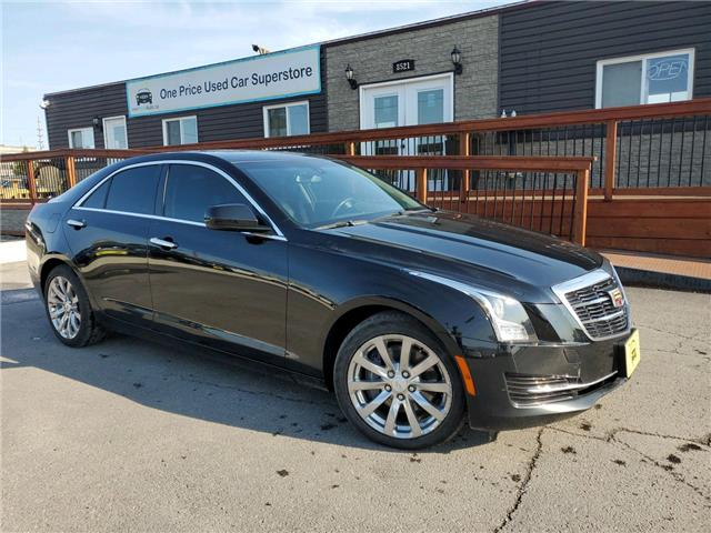 2018 Cadillac ATS 2.0L Turbo Base (Stk: 10800) in Milton - Image 1 of 20
