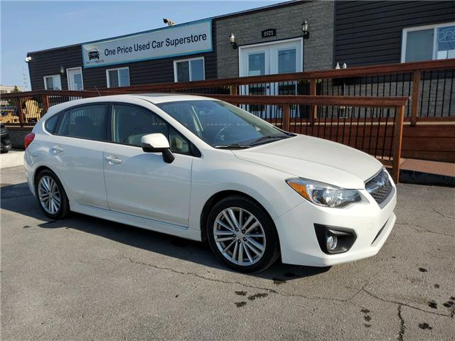 2013 Subaru Impreza 2.0i Limited Package (Stk: 10813) in Milton - Image 1 of 21