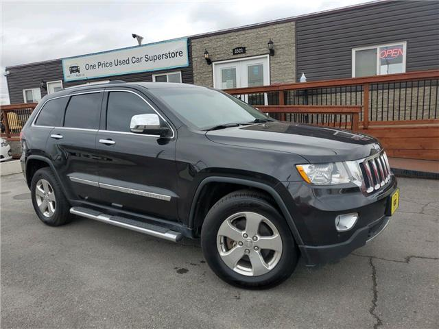 2012 Jeep Grand Cherokee Limited (Stk: 10734) in Milton - Image 1 of 29