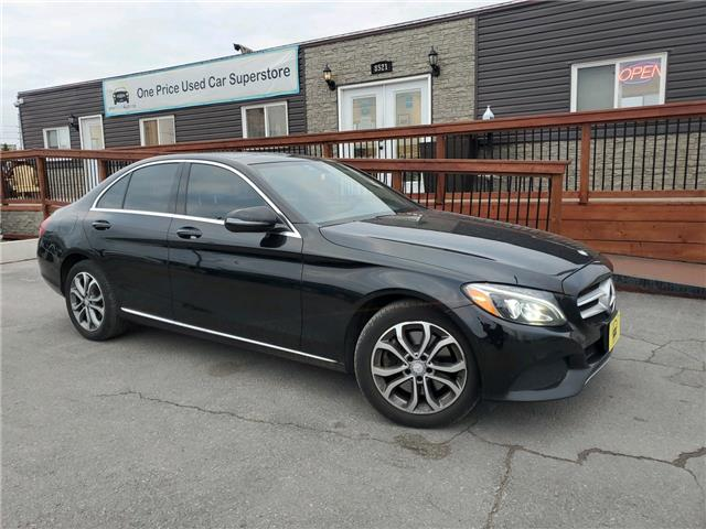 2017 Mercedes-Benz C-Class Base (Stk: 10835) in Milton - Image 1 of 23