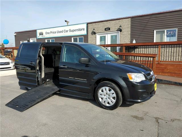 2013 Dodge Grand Caravan SE/SXT (Stk: 10845) in Milton - Image 1 of 26