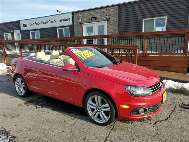 2013 Volkswagen Eos Highline (Stk: 10864) in Milton - Image 1 of 29