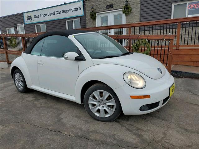 2009 Volkswagen New Beetle 2.5L Comfortline (Stk: 10861) in Milton - Image 1 of 20