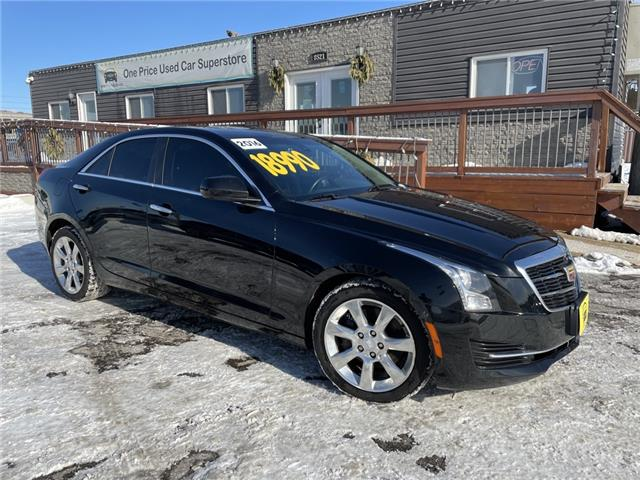 2016 Cadillac ATS 2.0L Turbo (Stk: 10719B) in Milton - Image 1 of 26