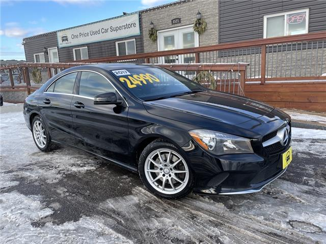 2017 Mercedes-Benz CLA 250 Base (Stk: 10911) in Milton - Image 1 of 28