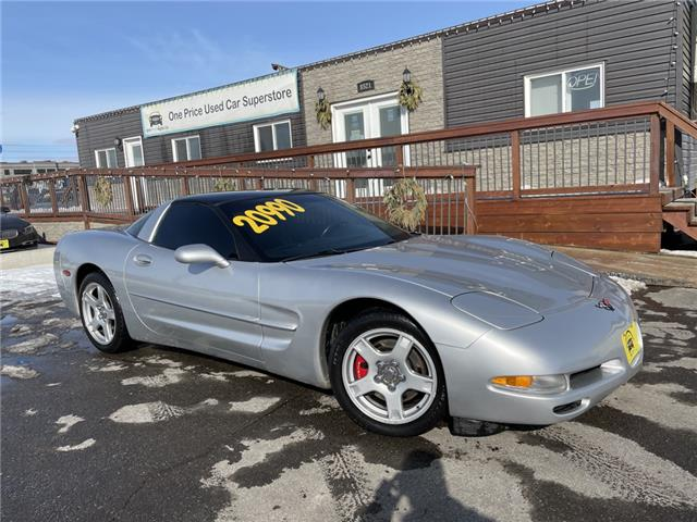 2001 Chevrolet Corvette Base (Stk: 10920) in Milton - Image 1 of 24