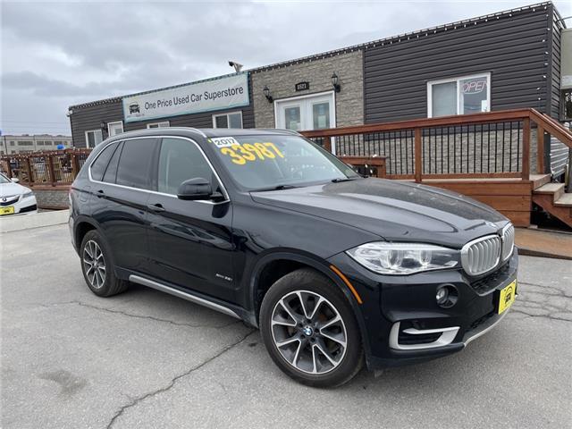 2017 BMW X5 xDrive35i (Stk: 10899) in Milton - Image 1 of 30