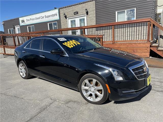 2016 Cadillac ATS 2.0L Turbo (Stk: 10719B) in Milton - Image 1 of 27