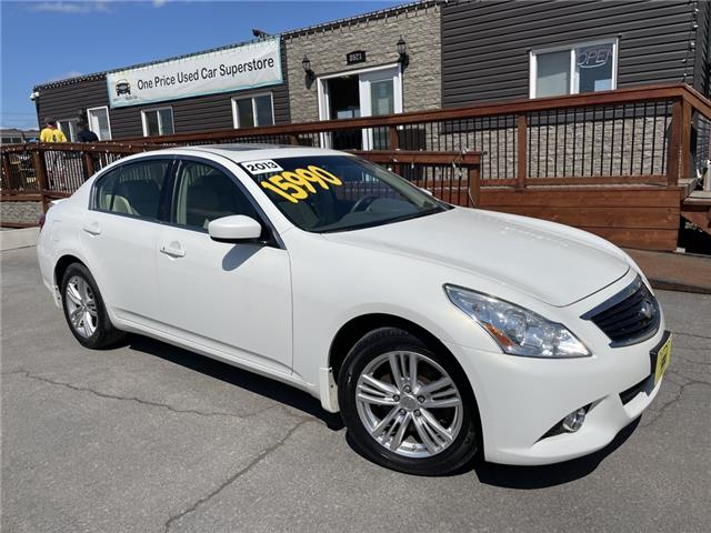 2013 Infiniti G37x Luxury (Stk: 10921) in Milton - Image 1 of 28