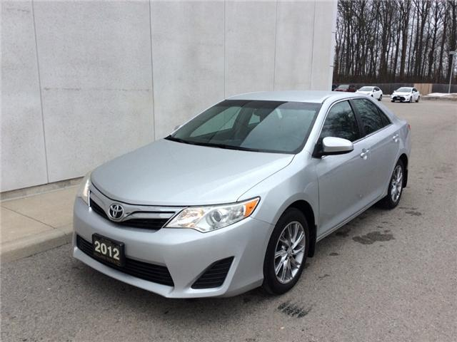 2012 Toyota Camry LE (Stk: CAH5842A) in Welland - Image 1 of 22
