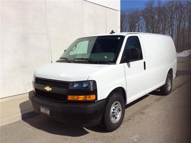 2018 Chevrolet Express 2500 Work Van (Stk: P3384) in Welland - Image 1 of 18