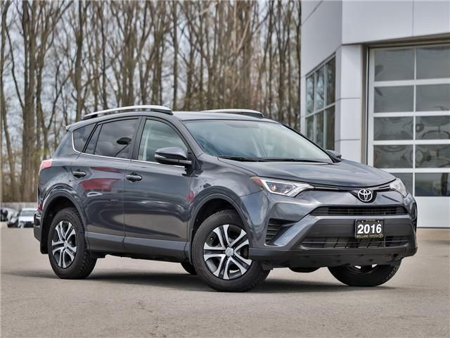 2016 Toyota RAV4 LE (Stk: P3414) in Welland - Image 1 of 20