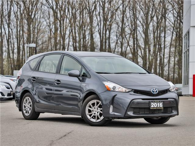 2016 Toyota Prius v Base (Stk: P3432) in Welland - Image 1 of 22