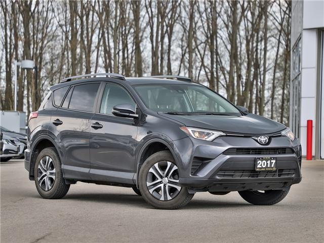 2017 Toyota RAV4 LE (Stk: RAV6530A) in Welland - Image 1 of 22