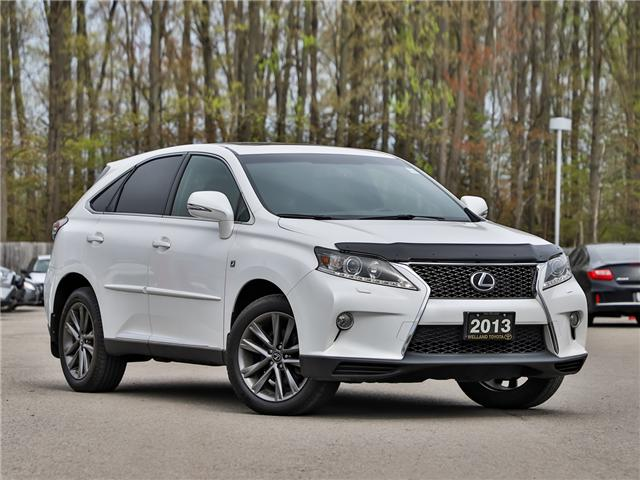 2013 Lexus RX 350 F Sport (Stk: P3440) in Welland - Image 1 of 24
