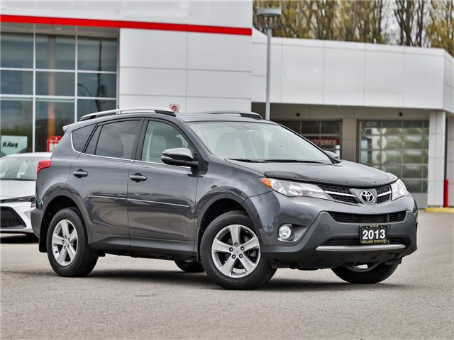 2013 Toyota RAV4 XLE (Stk: RAV6429A) in Welland - Image 1 of 23