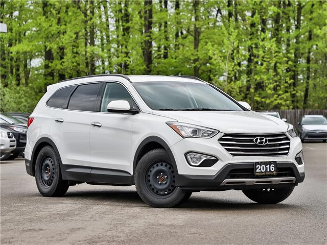 2016 Hyundai Santa Fe XL Base (Stk: P3441) in Welland - Image 1 of 22
