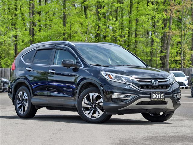 2015 Honda CR-V Touring (Stk: P3455) in Welland - Image 1 of 24