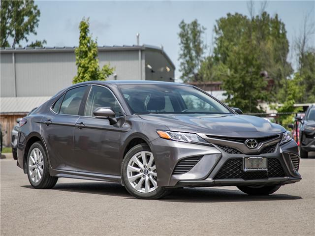 2018 Toyota Camry SE (Stk: P3458A) in Welland - Image 1 of 22