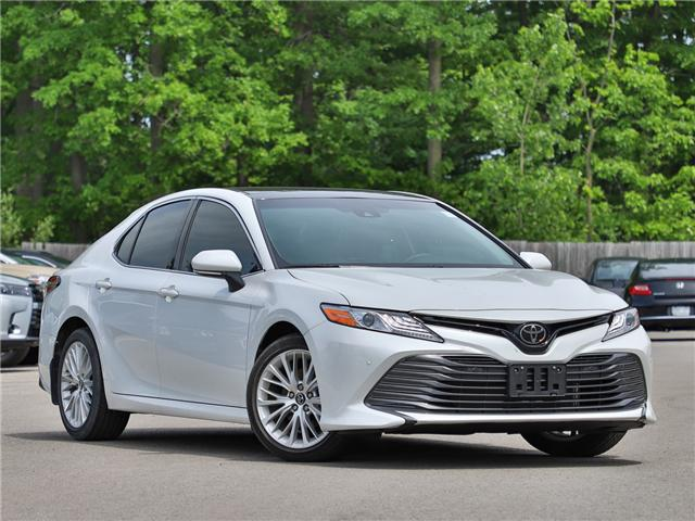 2018 Toyota Camry XLE (Stk: CAH5831A) in Welland - Image 1 of 23