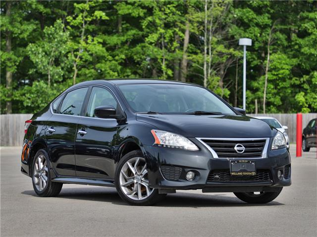 2013 Nissan Sentra 1.8 SV (Stk: P3442A) in Welland - Image 1 of 22