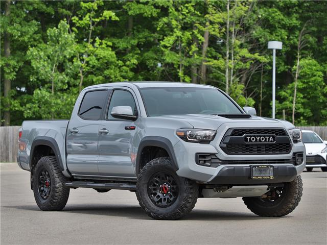 2017 Toyota Tacoma TRD Off Road (Stk: P3470) in Welland - Image 1 of 24