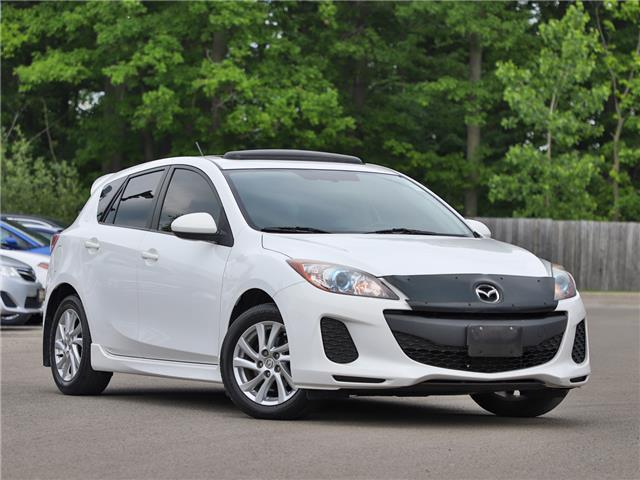 2012 Mazda Mazda3 Sport GS-SKY (Stk: CHR6562A) in Welland - Image 1 of 23