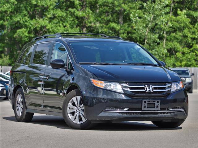 2015 Honda Odyssey EX-L (Stk: P3511) in Welland - Image 1 of 25