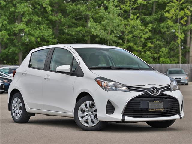 2015 Toyota Yaris LE (Stk: P3515) in Welland - Image 1 of 20