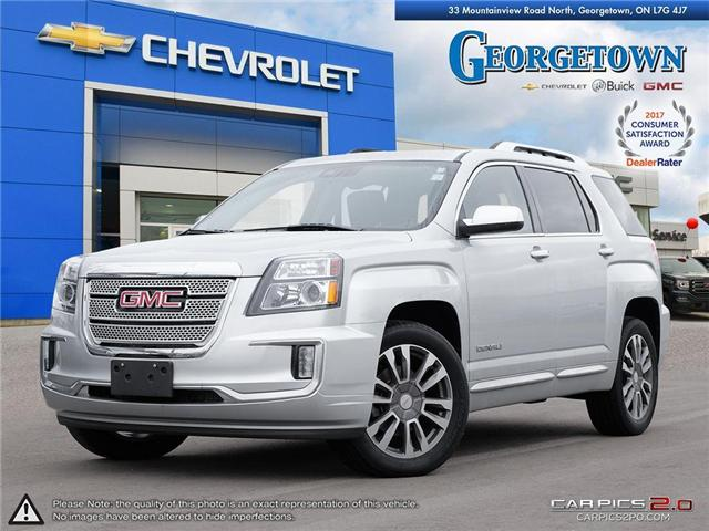 2017 GMC Terrain Denali (Stk: 22989) in Georgetown - Image 1 of 30