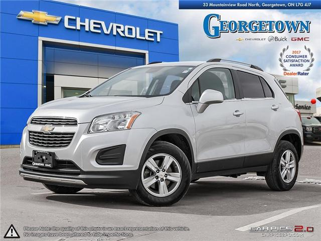 2015 Chevrolet Trax 1LT (Stk: 196) in Georgetown - Image 1 of 27