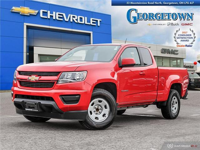 2017 Chevrolet Colorado WT (Stk: 27403) in Georgetown - Image 1 of 27