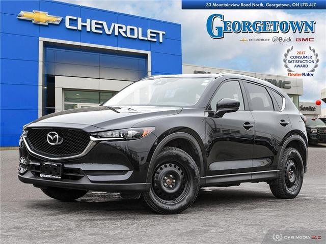 2017 Mazda CX-5 GS (Stk: 29229) in Georgetown - Image 1 of 27