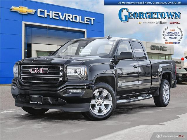 2017 GMC Sierra 1500 Base (Stk: 25597) in Georgetown - Image 1 of 27