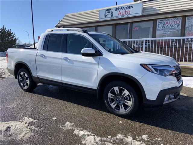 2019 Honda Ridgeline Touring (Stk: B2180) in Lethbridge - Image 1 of 30
