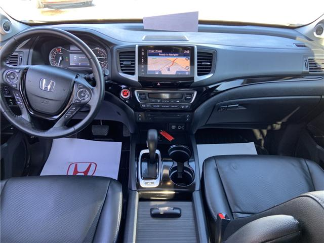 2019 Honda Ridgeline Touring (Stk: B2180) in Lethbridge - Image 2 of 30