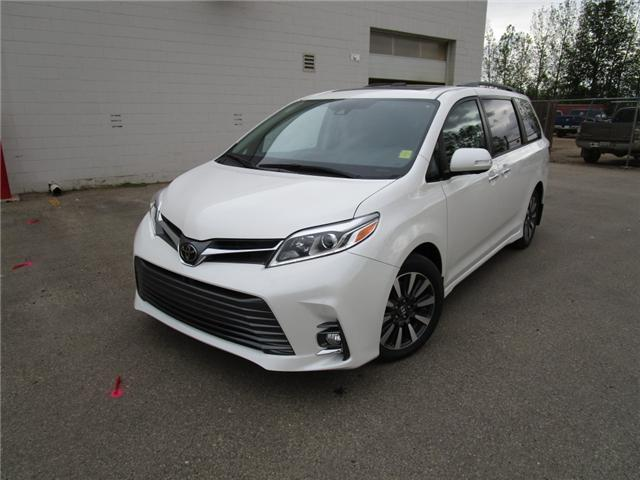 2018 Toyota Sienna Limited 7-Passenger (Stk: 189244) in Moose Jaw - Image 1 of 31