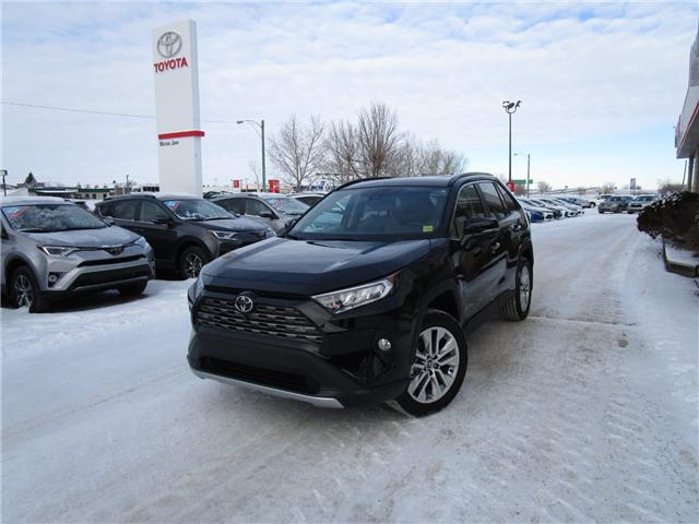 2019 Toyota RAV4 Limited (Stk: 199046) in Moose Jaw - Image 1 of 23
