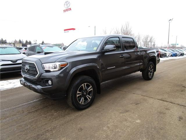 2019 Toyota Tacoma SR5 V6 (Stk: 199048) in Moose Jaw - Image 1 of 34