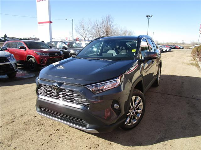 2019 Toyota RAV4 Limited (Stk: 199091) in Moose Jaw - Image 1 of 27