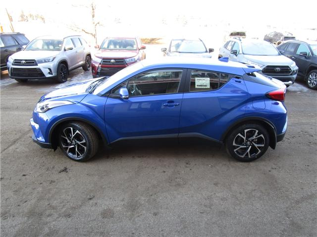 2019 Toyota C-HR XLE Premium Package (Stk: 199095) in Moose Jaw - Image 2 of 24
