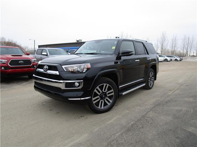 2019 Toyota 4Runner SR5 (Stk: 199101) in Moose Jaw - Image 1 of 26