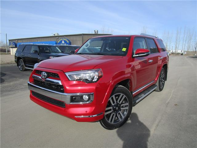 2019 Toyota 4Runner SR5 (Stk: 199114) in Moose Jaw - Image 1 of 33
