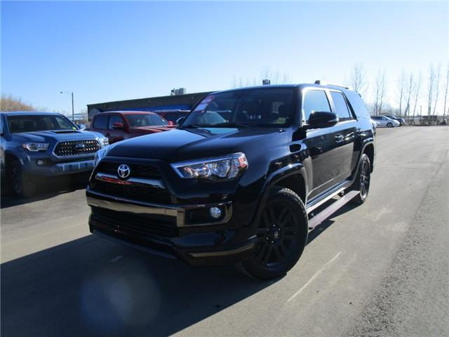 2019 Toyota 4Runner SR5 (Stk: 199062) in Moose Jaw - Image 1 of 50