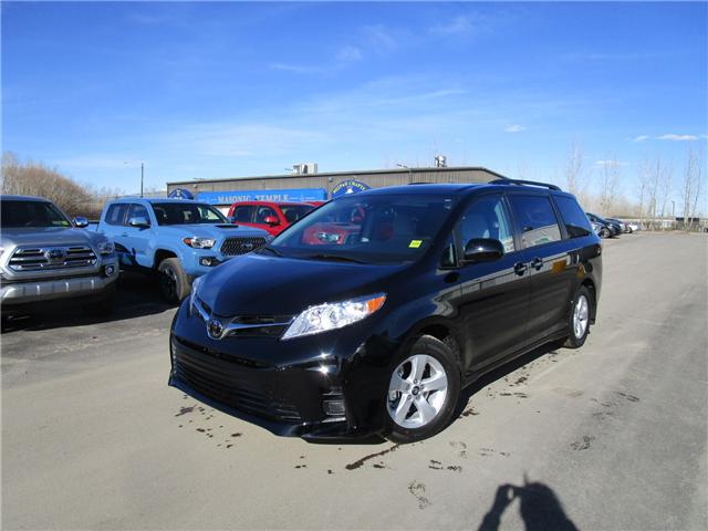 2019 Toyota Sienna LE 8-Passenger (Stk: 199115) in Moose Jaw - Image 1 of 35