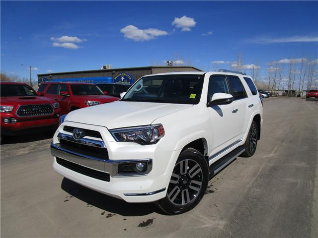 2019 Toyota 4Runner SR5 (Stk: 199119) in Moose Jaw - Image 1 of 39
