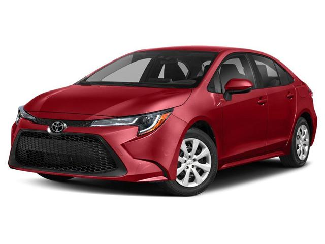 2020 Toyota Corolla LE (Stk: 208003) in Moose Jaw - Image 1 of 9