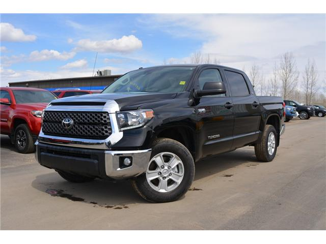 2019 Toyota Tundra SR5 Plus 5.7L V8 (Stk: 199043) in Moose Jaw - Image 1 of 30