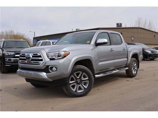 2019 Toyota Tacoma Limited V6 (Stk: 199052) in Moose Jaw - Image 1 of 38