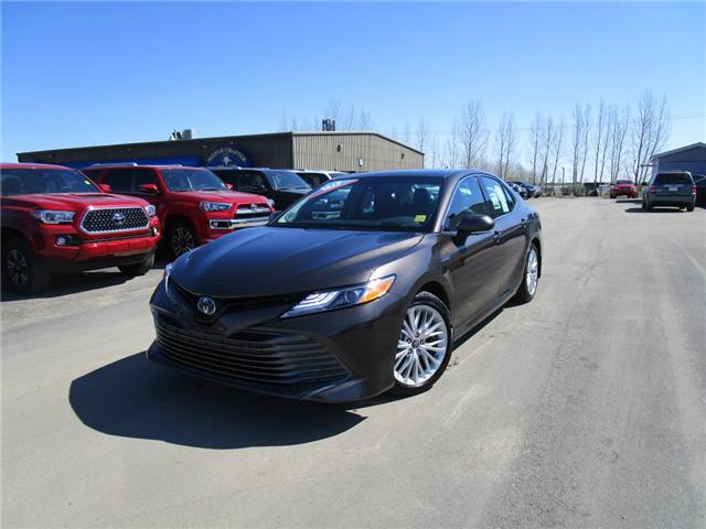 2018 Toyota Camry Hybrid XLE (Stk: 188028) in Moose Jaw - Image 1 of 46